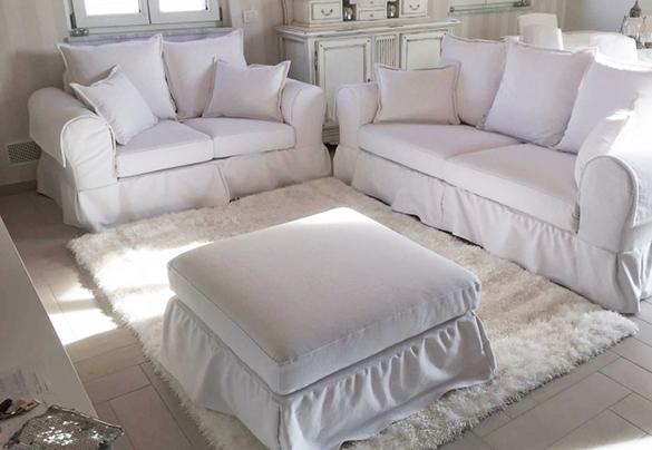 chabbichic realizzazione divano brescia
