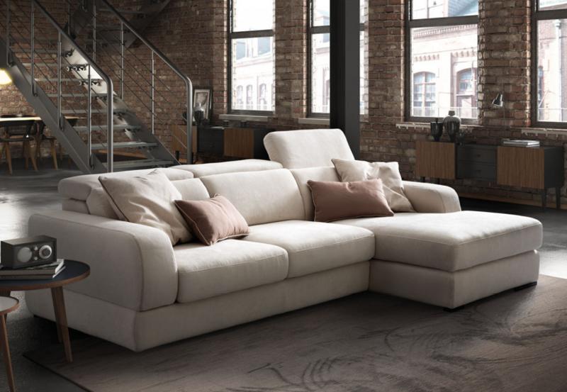 offerta speciale divano modello Breno - Biasini Salotti