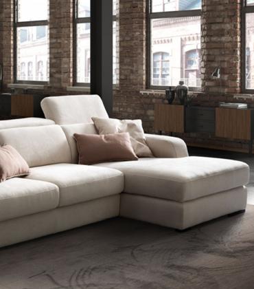 Configura il tuo divano ONLINE o in negozio