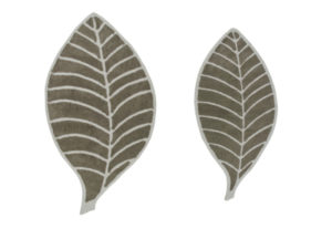 Leaf beige - Tappeti