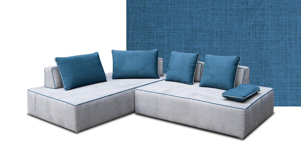 Regina divano in promozione - Configura in negozio - Biasini Salotti